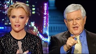"Catfight: Megyn Kelly Vs. Newt Gingrich, ""You're Obsessed With Sex"" Edition"