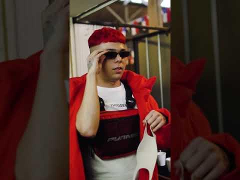 Yin Yang - Gianluca (Making Of Videoclip)