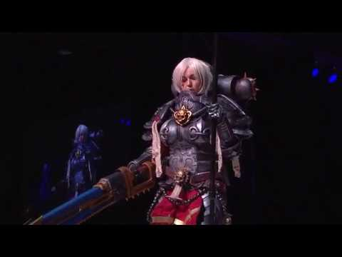 ECG Season 7 -  French solo representative - Warhammer 40k