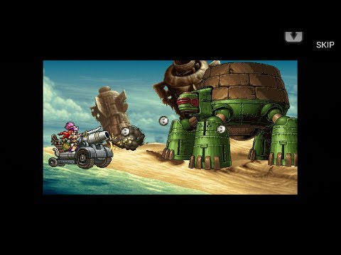 [HD]Metal slug ATTACK. ONLINE!  BREAK IN THE SHELL  OPENING & ENDING  !!! (2.6.0 ver)