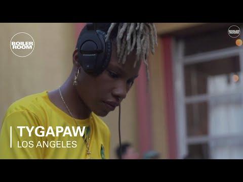 Tygapaw Boiler Room Los Angeles DJ Set