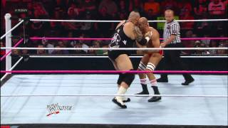 Brodus clay goes one-on-one with the united states champion antonio cesaro on raw.subscribe now - http://www./user/wwe?sub_confirmation=1