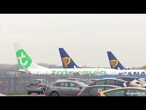 Eindhoven Airport wil mega parkeertoren