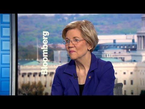Sen. Warren on AHCA, Glass-Steagall, Net Neutrality