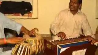 Austad Inderias (Akhan na chura) Tabla Nadeem.flv