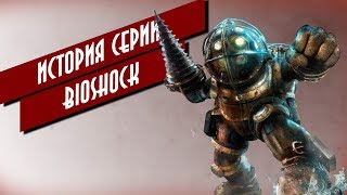 ИСТОРИЯ СЕРИИ - BioShock | Разработка, Сюжет, Персонажи |