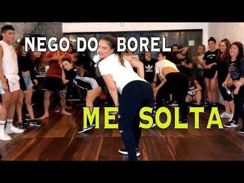 Nego do Borel - Me Solta (COREOGRAFIA) Cleiton Oliveira
