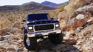 High Desert Adventure | Traxxas Ford Bronco