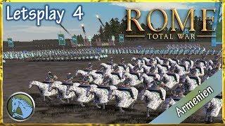 Let's Play Rome Total War - Armenien - Sehr Schwer (Deutsch | HD) #4