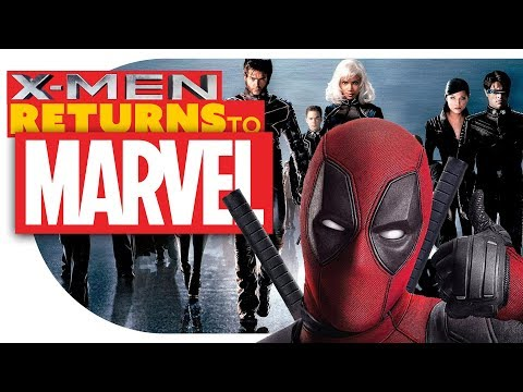 X-MEN/FANTASTIC FOUR/DEADPOOL Return to MARVEL!? - The Know Movie News
