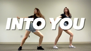 Into You - Ariana Grande - Jane Kim Choreography Cover // SEOULA