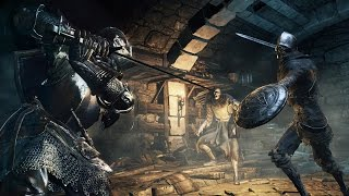 Early Dark Souls 3 PC Gameplay - IGN Plays Live
