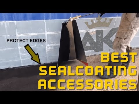 BEST SELLING SEALCOATING EQUIPMENT ACCESSORIES