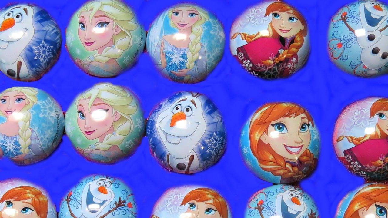 Disney frozen ornaments - Surprise Disney Frozen Christmas Ornaments Toys Eggs Anna Elsa Mylittlepony Wikeez Youtube