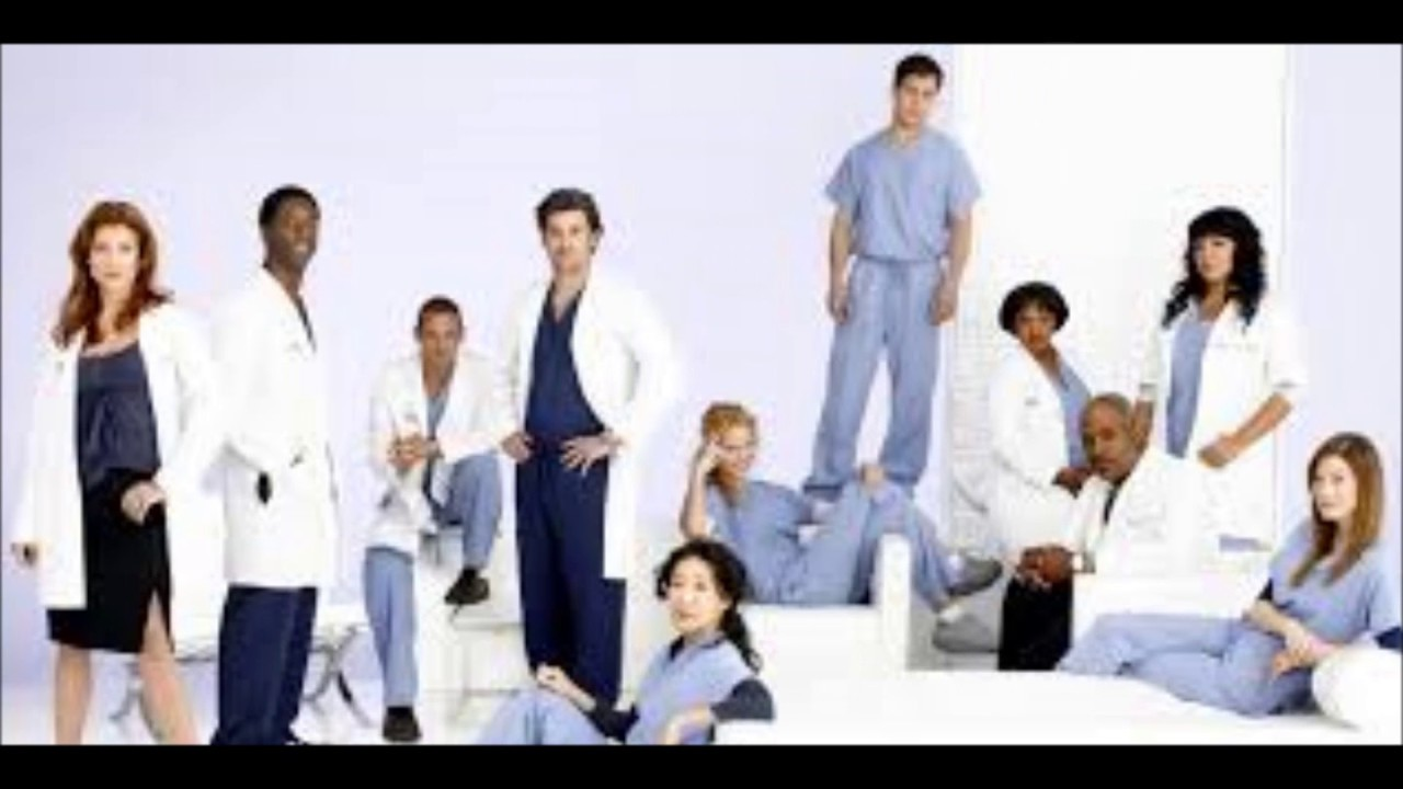 GREY´S ANATOMY . 1ª Temporada.Episódio 1. - YouTube