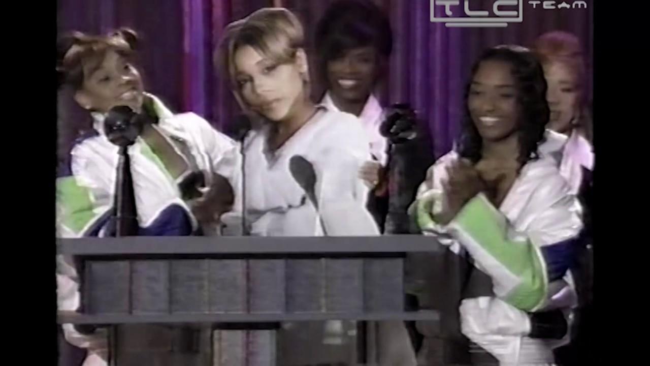 TLC Wins R&B Single Of The Year (1996 Billboard Music