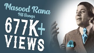 Masood Rana Hit Songs | Non-stop Jukebox