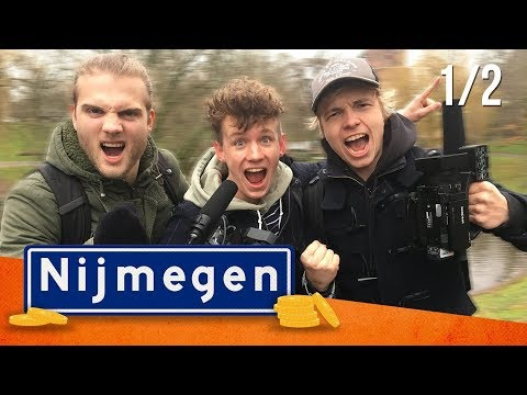 Overleven Zonder Geld tegen BENR en VAELTAX | Nijmegen (1/2)