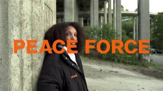 PEACE FORCE by WEEKDAY x NON-VIOLENCE - Temi