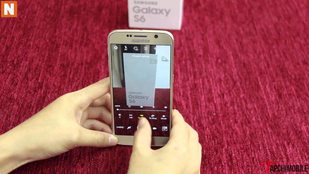 Địa chỉ bán Samsung galaxy S6 2 sim uy tín tại Hà Nội