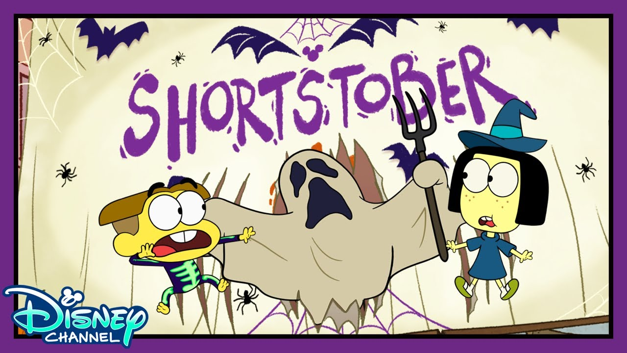 Download Shortstober with Big City Greens | Chibi Tiny Tales | Theme Song Takeover | Disney Channel Animation