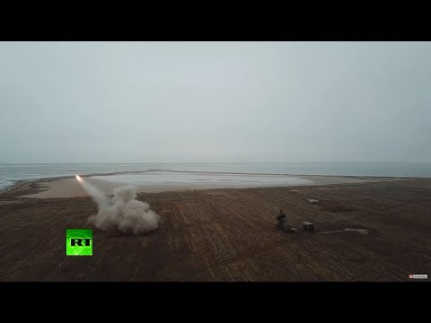 Ukraine conducts missiles tests week after declaring martial law