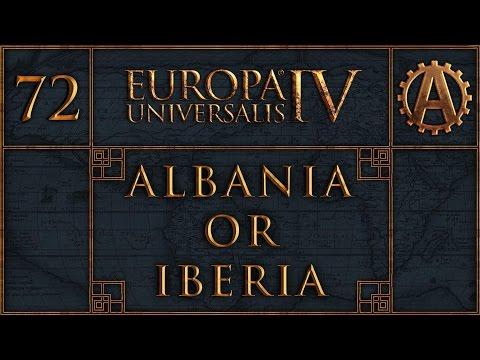 EUIV Albania or Iberia 72