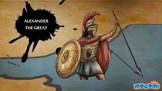 Persian and Greek Invaders | Mocomi Kids