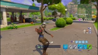 Fortnite battle royal|*YOU CANT GET ME* EPIC DODGING!!