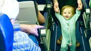 ADORABLE FLIGHT ATTENDANT
