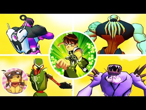 Repeat BEN 10 Protector of Earth PART 5 - Movie Game