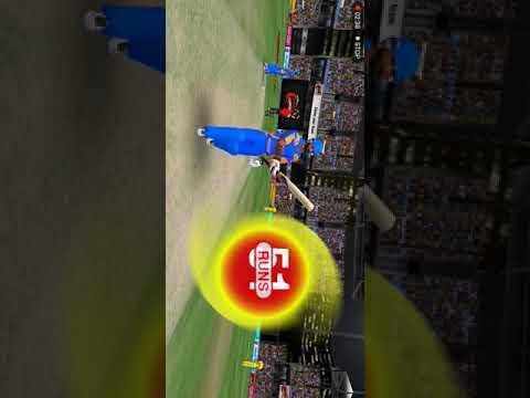 India vs Australia /Rohit sharma 98 of 22balls