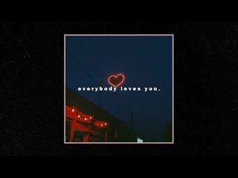 Free Sad Type Beat - ''Everbody Loves You'' | Emotional Piano Instrumental 2020