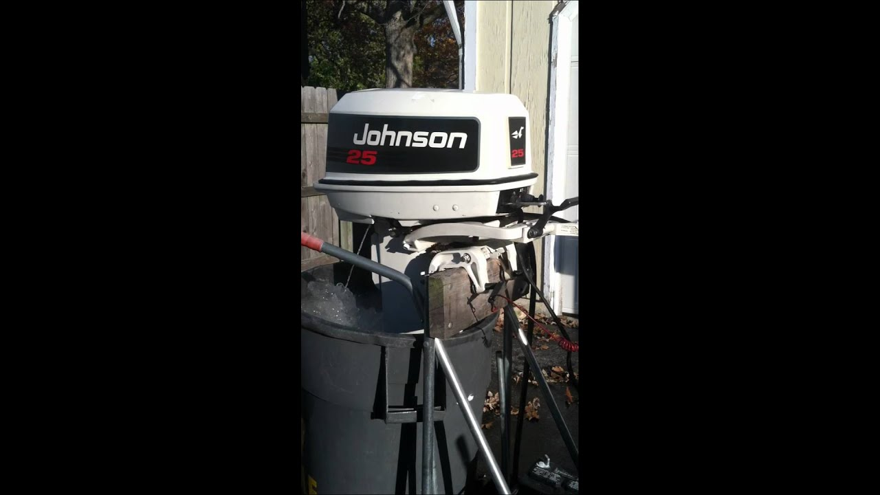 Johnson outboard motors history for Used outboard motors for sale in ga