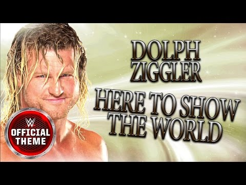Dolph Ziggler - Here To Show The World (Official Theme)