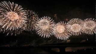 ニューフェニックス 2010年8月3日 長岡花火 Nagaoka Fireworks 「Phoenix」 HD