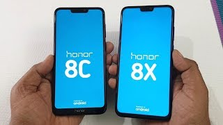 Honor 8C vs Honor 8X Speed Test | Ram Management Test | TechTag