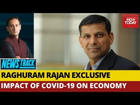 Raghuram Rajan Exclusive On Impact Of Covid-19 Crisis On Indian & Global Economy