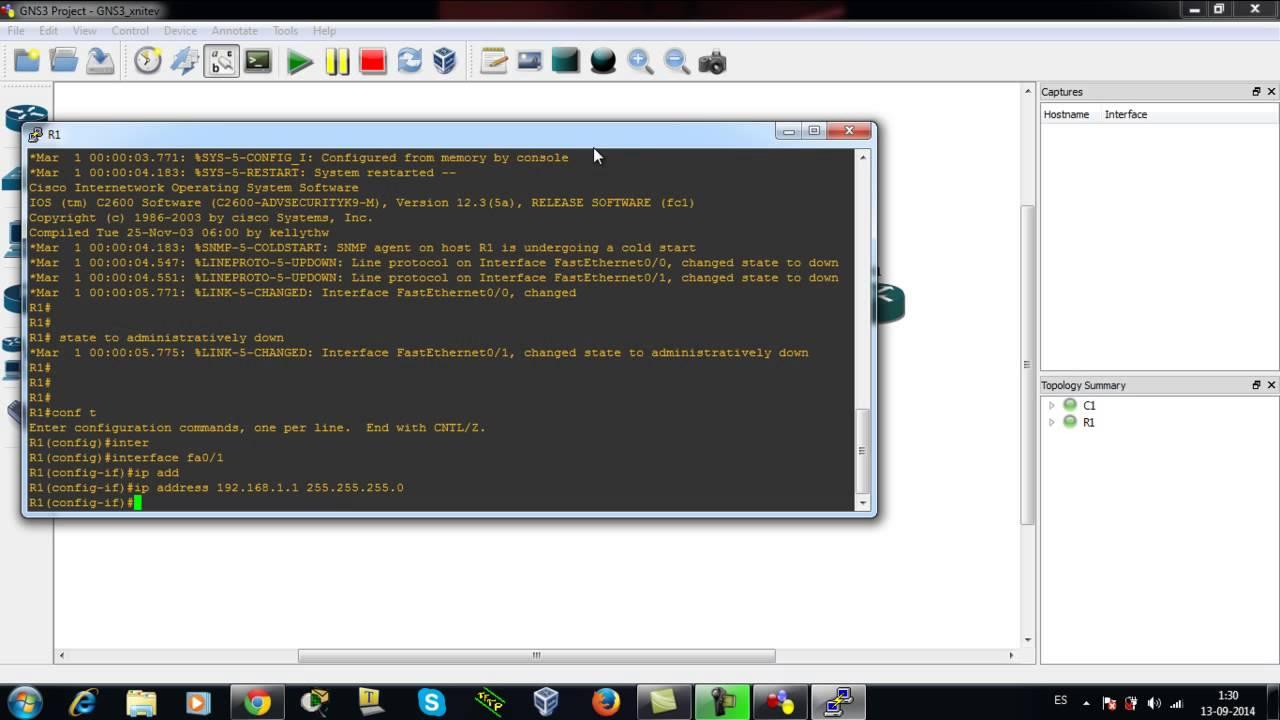Configuración SSH y conexión mediante Putty & Tera Term