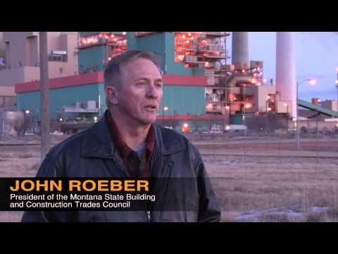 The Importance of Coal Mining in Montana, Rosebud Coal Mine - Colstrip, MT