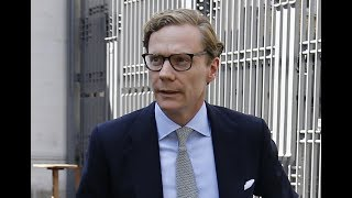 Alexander Nix, former Cambridge Analytica CEO, testifies to 'fake news' inquiry - watch live