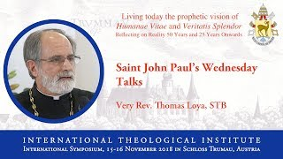 ITI International Symposium - Very Rev. Thomas Loya, STB (13/16)