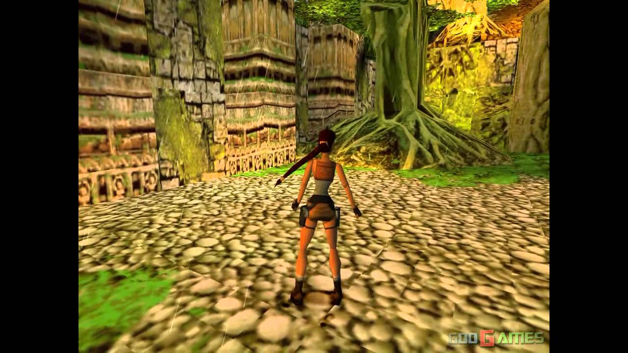 Tomb Raider Iii Adventures Of Lara Croft Gameplay Psx Ps One