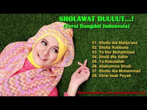 Full Sholawat Duuut (Sholawat Versi Dangdut Indonesia ) HD