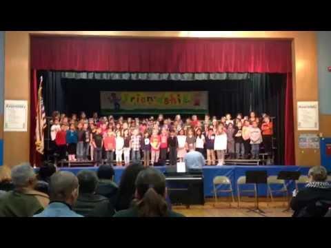 SARAHWORLD - 2014 Israel Putnam School Event 2