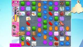 Candy Crush Saga Level 1634 Hard level!