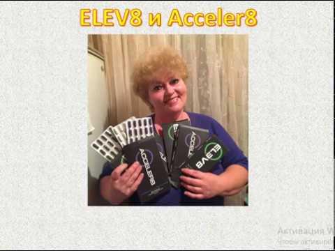 ????Ольга Нерода????Bepic. Мои результаты по здоровью за 2 месяца применения ELEV8 и Acceler8