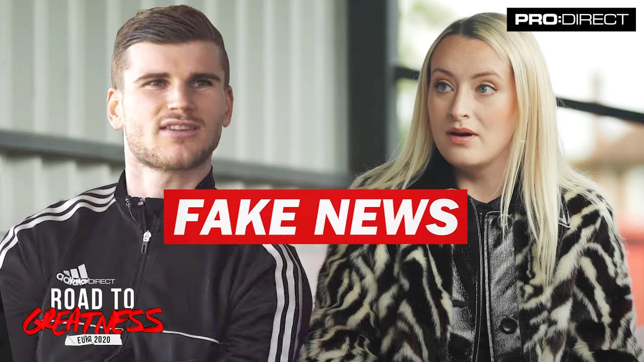 Download TIMO WERNER | FAKE NEWS WITH AMELIA DIMOLDENBERG