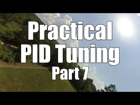 Practical PID Tuning - Part 7 - DYS 5x4x3 Vibration Madness