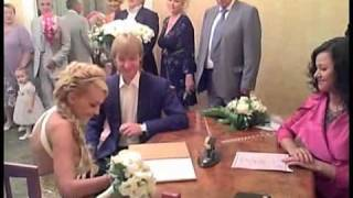 Plushenko- Rudkovskaya.Свадьба.Эксклюзив из закса от ОК.